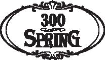 300 Spring Logo