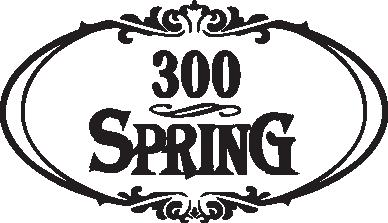 300 Spring Retina Logo